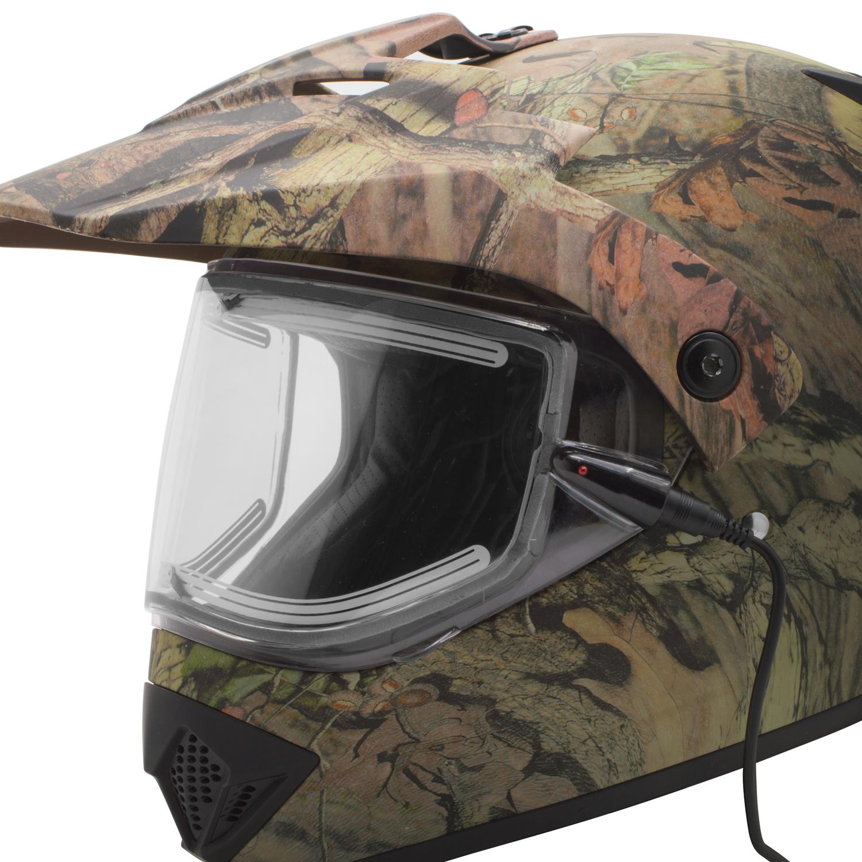 Ski doo heated visor hook up kit